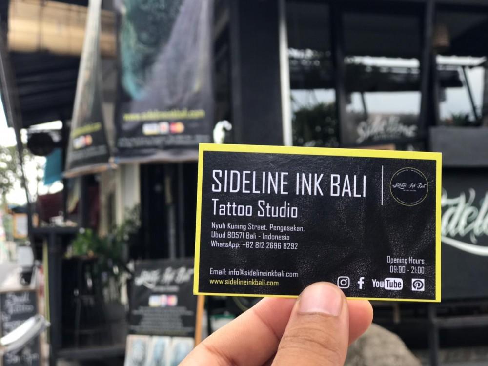 professional tattoo shops in ubud bali